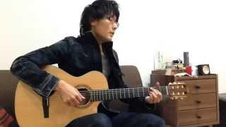 山崎まさよしの「ヤサ男の夢」を弾いてみました。 厨二病全快の歌詞です...