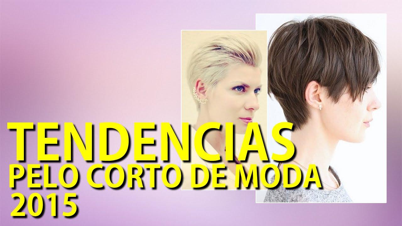 Cortes De Pelo Corto Tendencias 2015 Youtube - Tendencias-cortes-de-pelo-mujer-2015