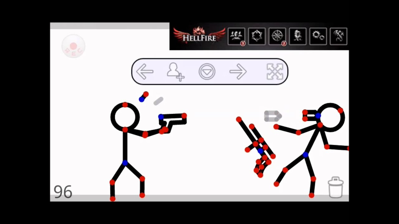How to make stick fight animations on android - YouTube - photo#31