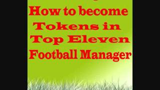 Top Eleven Token Hacking 2016 HD cheat engine