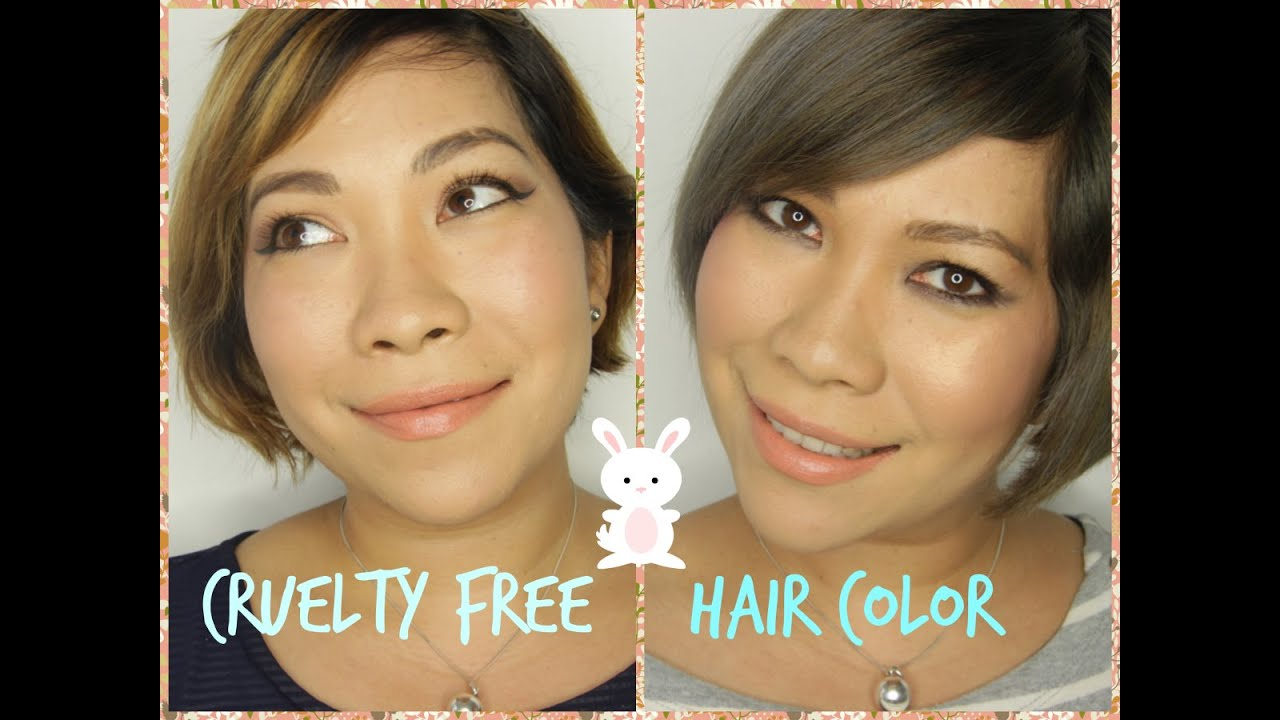 Cruelty Free Hair Colourorganic Colour Systems Youtube