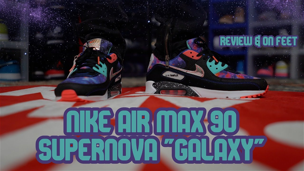 air max 90 supernova review