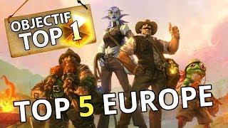 TOP 5 Europe en Druide Fatigue