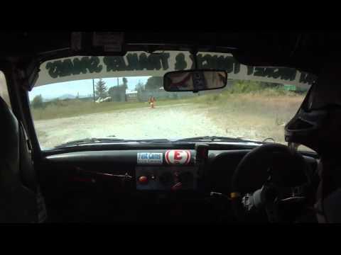 Kerry Rally Sprint - Pat Ryan / Ian Ryan - Ford Escort - SS2