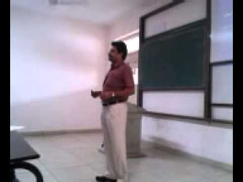 MEE308 Industrial Engineering and Management Lecture by Dr V. Sugumaran lecture 1