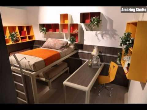 Orange Rot Braun Schlafzimmer Youtube