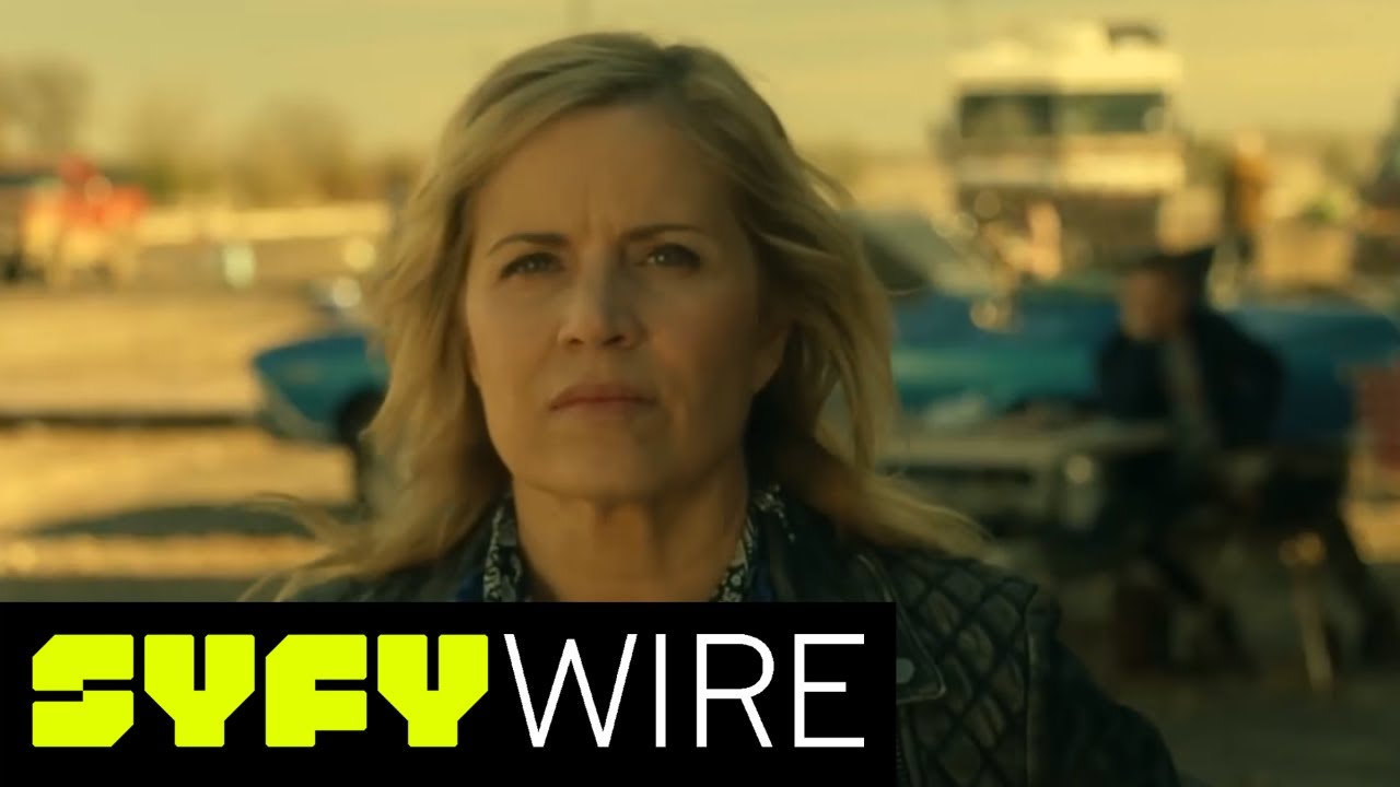 Fear The Walking Dead Season 4: Cast Previews What's To Come | SYFY WIRE