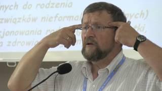 O seksie, płci i komunikacji w małżeństwie - dr inż. Jacek Pulikowski