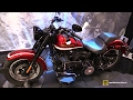2017 Harley Davidson Fat Boy S Canadian Edition - Walkaround - 2017 Toronto Motorcycle Show