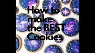 How to make intricate iced cookies - 2