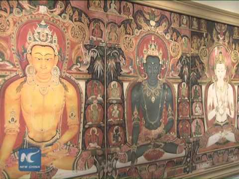 VR technology brings world-renowned Buddhist grottoes of Dunhuang online