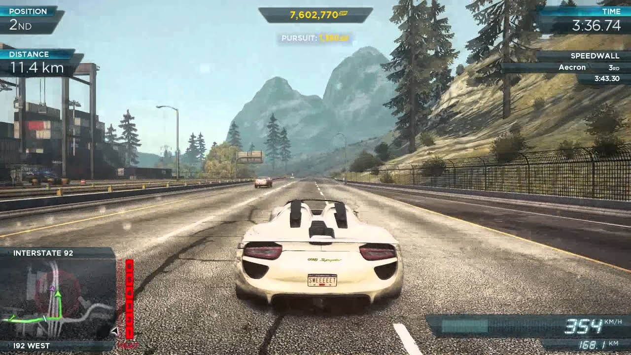 maxresdefault Fabulous Porsche 918 Spyder Nfs Mw Mod Cars Trend