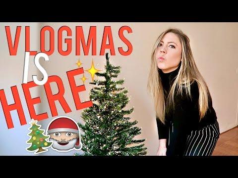 Download Youtube: VLOGMAS 2017 SEASON PREMIERE!!