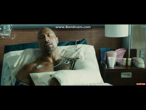 Fast and Furious 7 - Hospital scene
