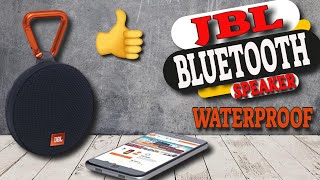 Video JBL Clip 2 Unboxing and Review 2017! Wireless, Waterproof Bluetooth Speaker download MP3, 3GP, MP4, WEBM, AVI, FLV Desember 2017