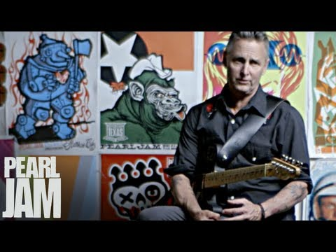 """Mike McCready on """"Mind Your Manners"""" - Pearl Jam"""