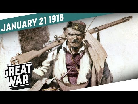 The Fight for Montenegro & The Disaster Of Kut I THE GREAT WAR Week 78