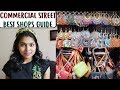 Best Shops in Commercial Street | Clothes & Accessories Commercial Street Shopping Guide | AdityIyer