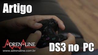 Como ligar o controle do seu PS3 no PC