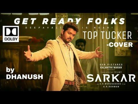 Top Tucker Guitar Cover | Dhanush | A.R.Rahman | Vijay | Mohit Chauhan | Sarkar | Thalapathy