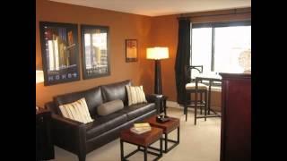 L shaped living room furniture arrangement