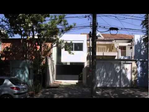 Projeto casa 3d sobrado 5x25 doovi for Casa moderna minimalista 6 00 m x 12 50 m 220 m2