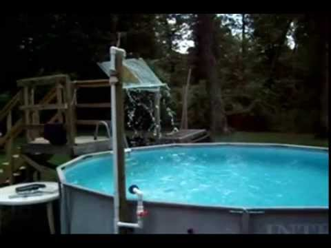 How To Remove Iron From Pool Water Waterfall Fast Cheap
