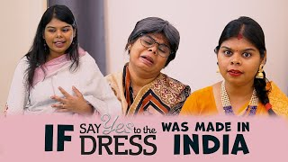 Bridal Shopping In India Be Like (Subtitles available) | The Cheeky DNA
