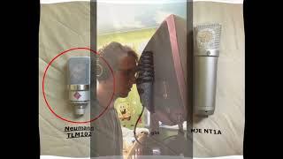 Mic Shootout -- Aston Origin, Neumann TLM 102, MJE NT1A