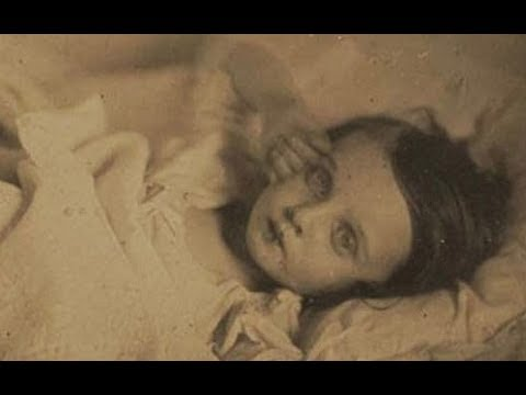 21 CREEPY VICTORIAN ERA POST-MORTEM PHOTOS
