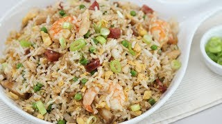 connectYoutube - Yang Chow-Style Fried Rice Recipe | Yummy Ph