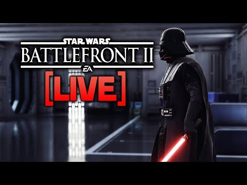 BATTLEFRONT 2 LIVE - The wait continues!