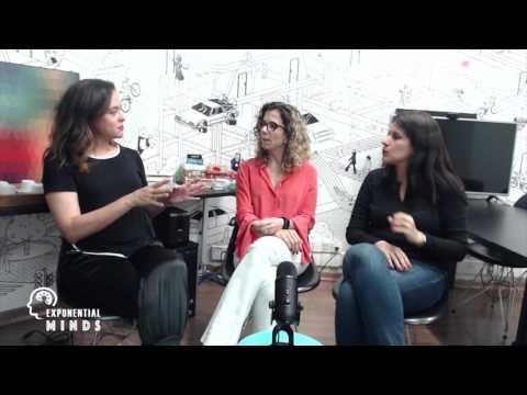 Exponential Minds S01E04 - Rachel Horta, CEO da Hekima