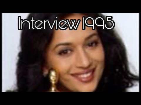 Madhuri Dixit - Interview 1995
