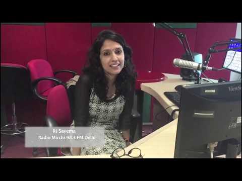 RJ Sayema Motivational | Hausla Delhi 2017 | Best Wishes