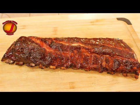 Using vortex in an offset smoker | Vortex review-ribs | Oklahoma joes ribs