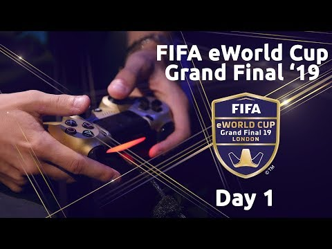 FIFA eWorld Cup Finals 2019 | Day 1 thumbnail