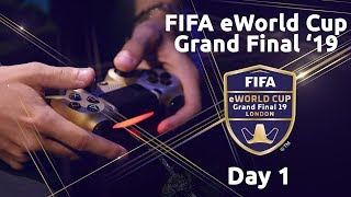 FIFA eWorld Cup Finals 2019 | Day 1