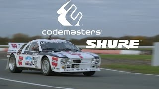 Video Codemasters uses Shure mics to capture car audio for DiRT4 video game download MP3, 3GP, MP4, WEBM, AVI, FLV November 2018