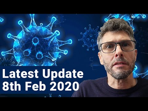 8th Feb Latest China Update - Info, Numbers & News