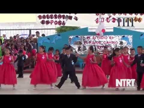 Ceremonia de Clausura Jardin de Niños...