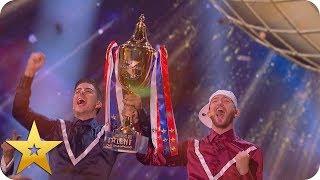 My BGT: The Champions Winners' Story: Twist and Pulse