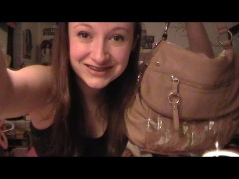 My Christmas Presents Part 1: Boots, Purses, Jewelry, Oh My!