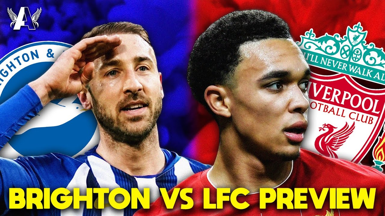 4 WINS FROM GREATNESS | Brighton vs Liverpool Preview