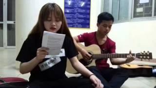 [GUITAR VÌ SINH VIÊN] có khi nào rời xa - miss thơ - guitar cover