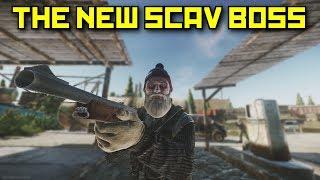 The New Scav Boss   Escape From Tarkov
