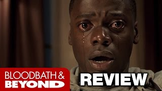 Get Out (2017) - Movie Review