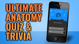 Ultimate Anatomy Quiz & Trivia  App For Medical Students And Healthcare Professionals screenshot 2