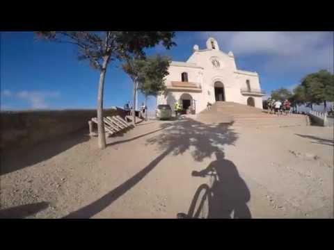 BTT / MTB / Cornella / Ermita Sant Ramon / Trailer