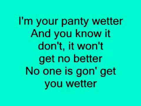 Trey Songz- Panty Wetter mp3